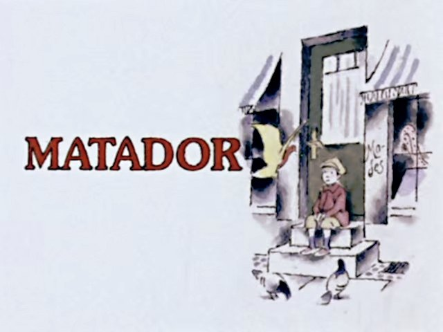 Matador. Foto fra Wikipedia