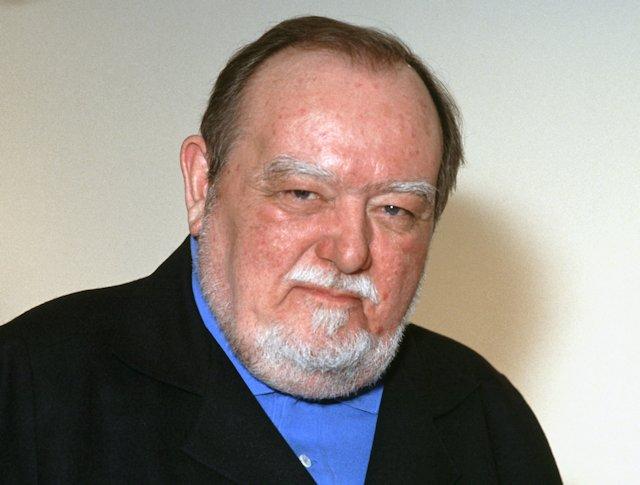 Instruktør Erik Balling. Foto: DR TVarc