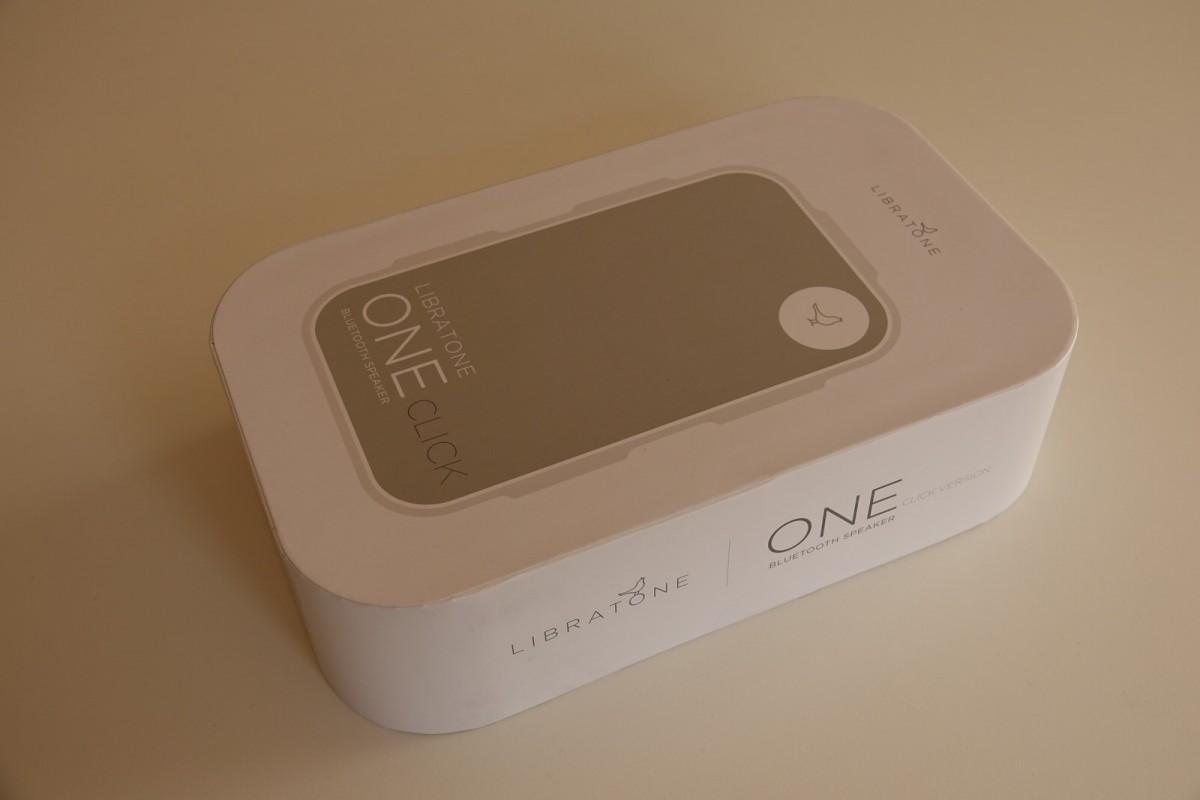 Libratone ONE - Indpakning