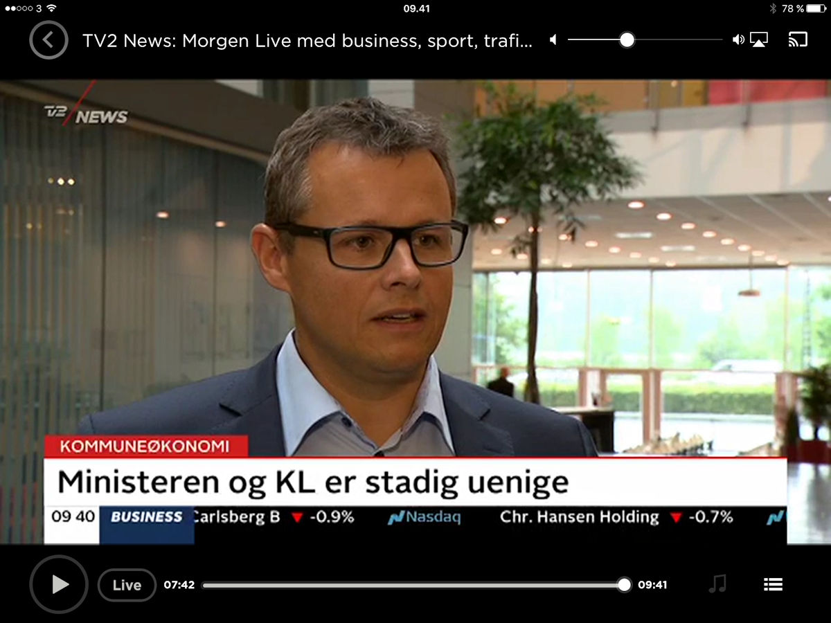 Canal Digital Go pause live tv. Screenshot: recordere.dk