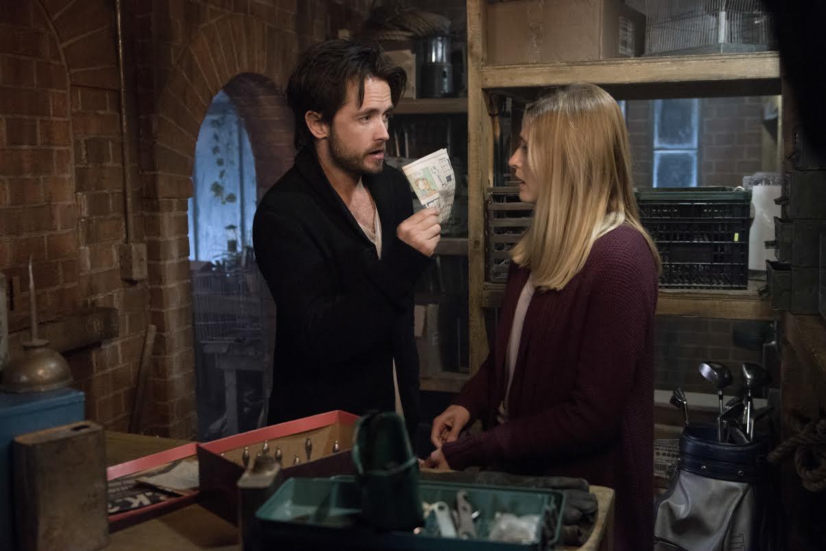 American Gothic' er en amerikansk spændingsserie der kan ses på TV 2 PLAY. (Foto: CBS / TV 2)