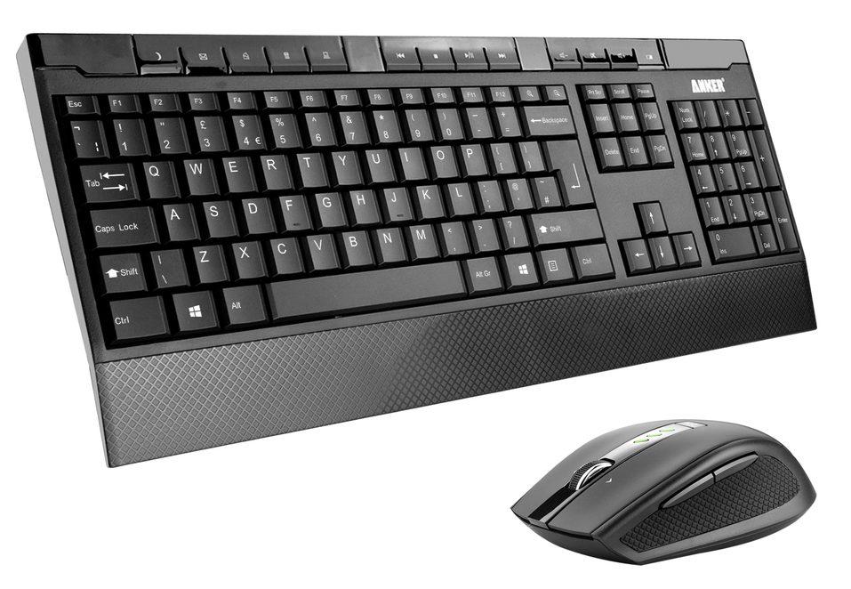 Trådløse tastaturer kan let hackes