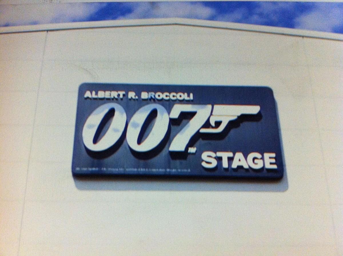 Pinewood Studios er bl.a. kendt for James Bond filmene. Foto: recordere.dk