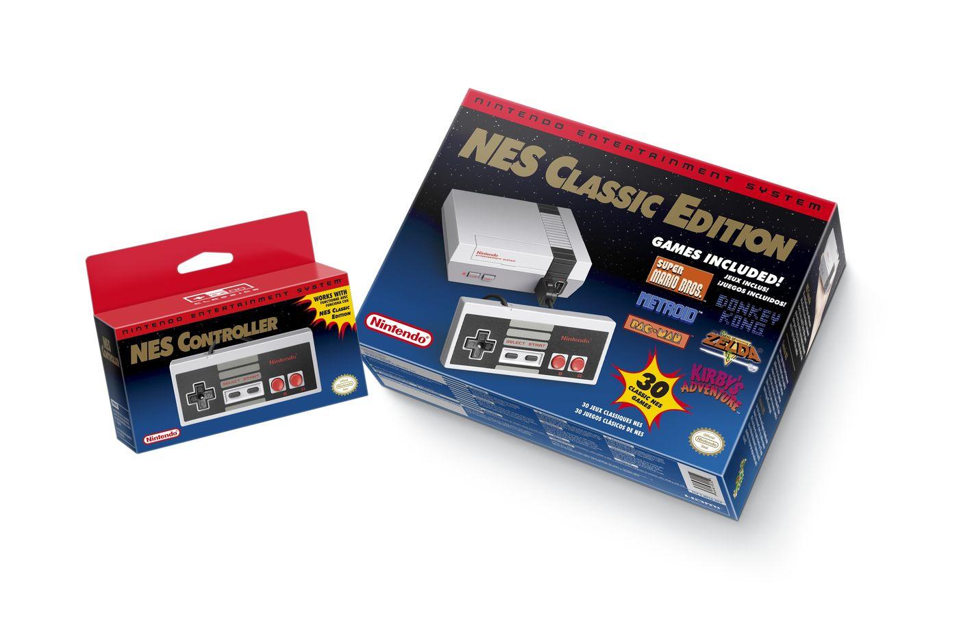NES Classic Edition (Foto: Nintendo)