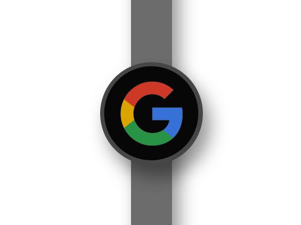 Google Smartwatch (ill. google)