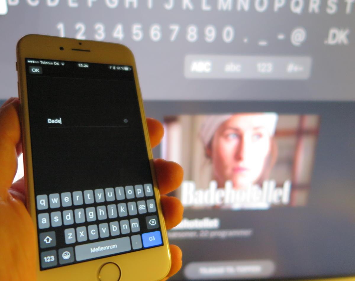 Apple tv fjernbetjening virker ikke