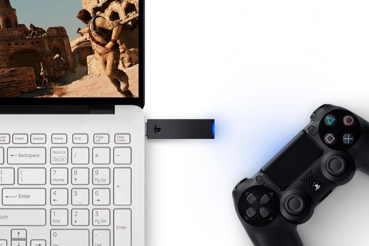 Ny USB-adapter lader dig tilslutte en DualShock 4 controller til PC/Mac