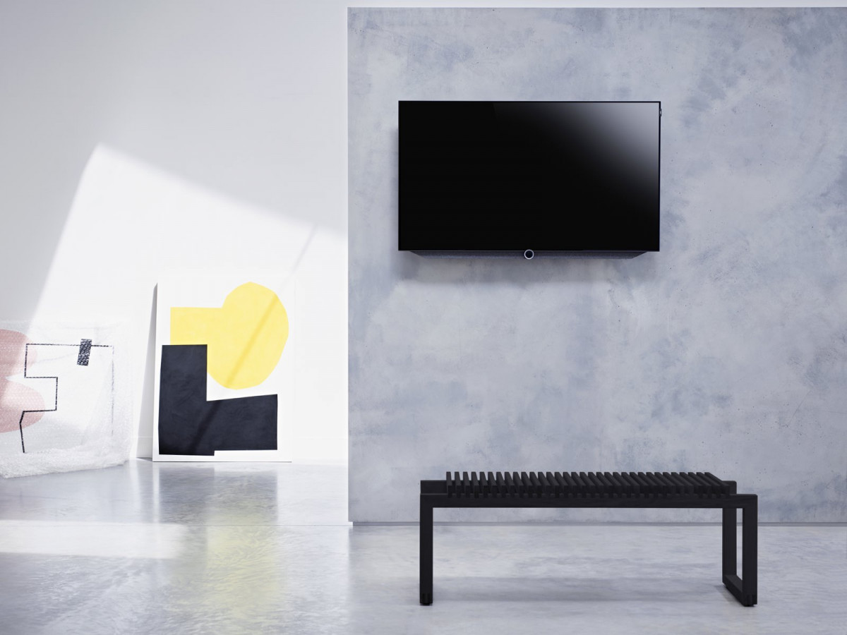 oled tv her er loewe bild 7. Black Bedroom Furniture Sets. Home Design Ideas