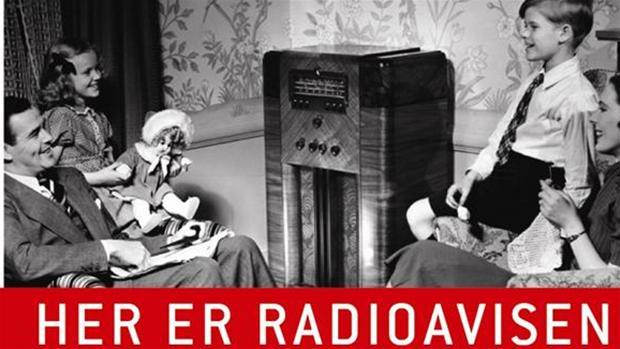 Radioavisen 90 år (foto: DR/Arkiv)