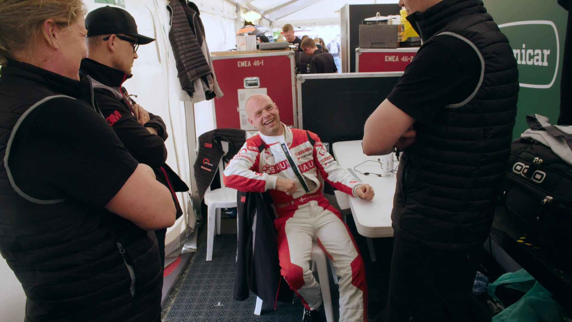 Jan Magnussen (foto: Discovery networks)