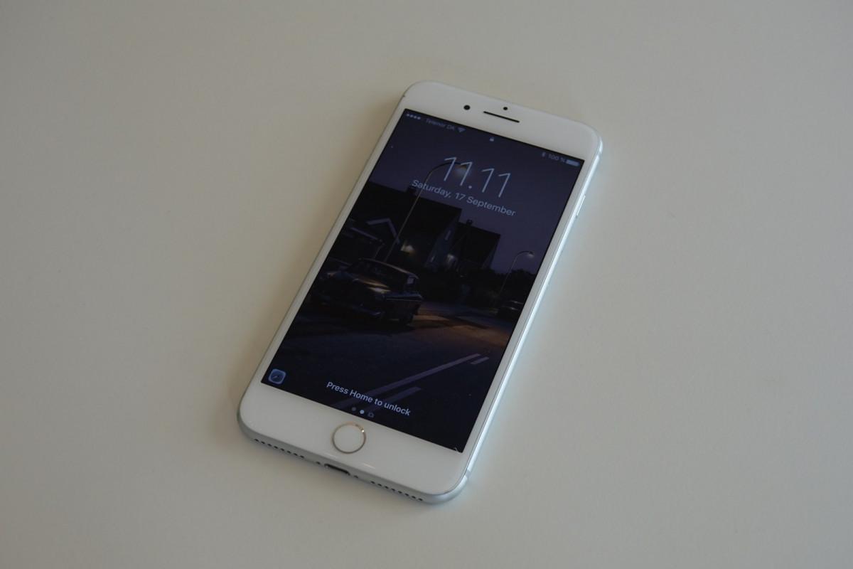 iPhone 7 Plus (foto: recordere.dk)