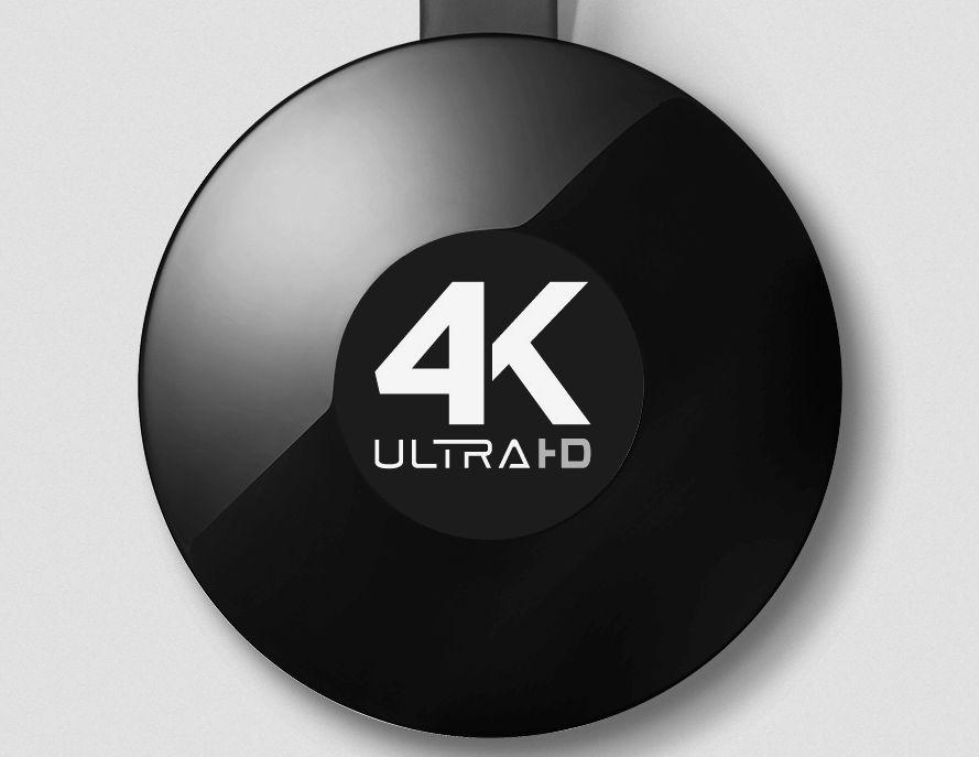 Chromecast 4K UHD