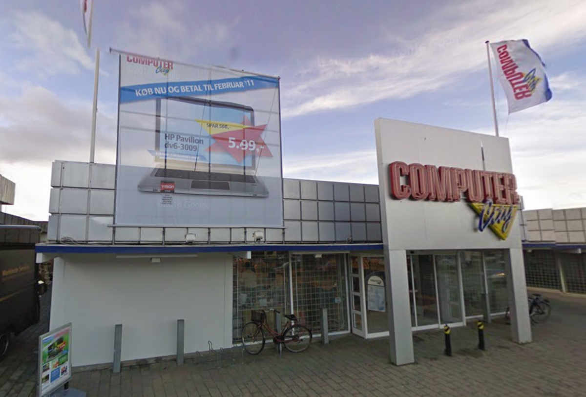 computercity næstved