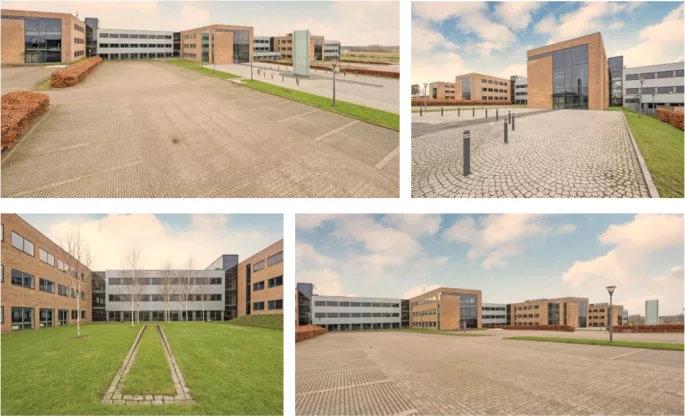 Stofas nye hovedsæde i Aarhus (foto: Stofa)