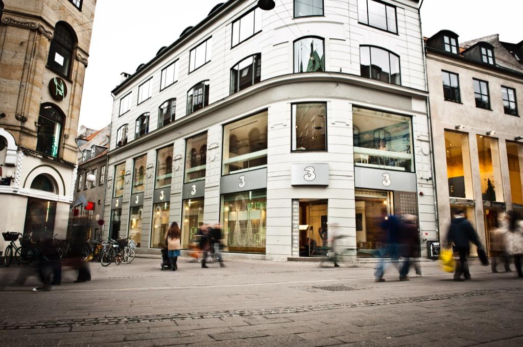 3Huset i København (Foto: Carsten Andersen)