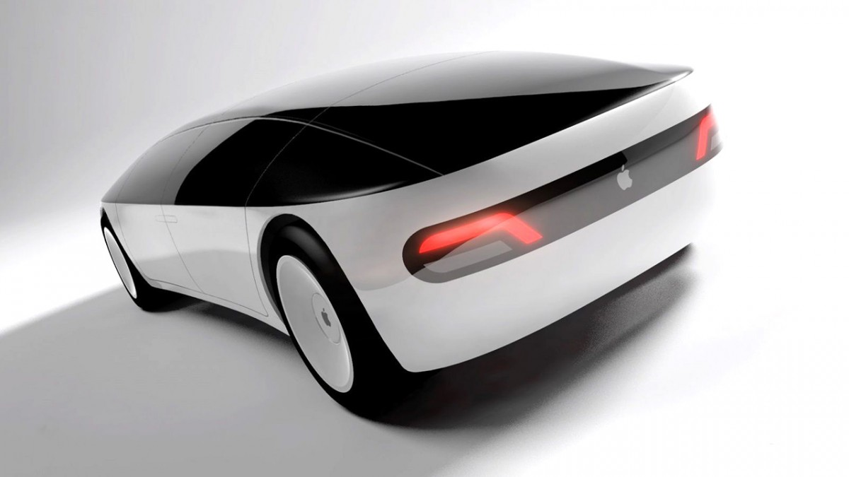 Apple Car concept. Foto: Freelancer / menithings