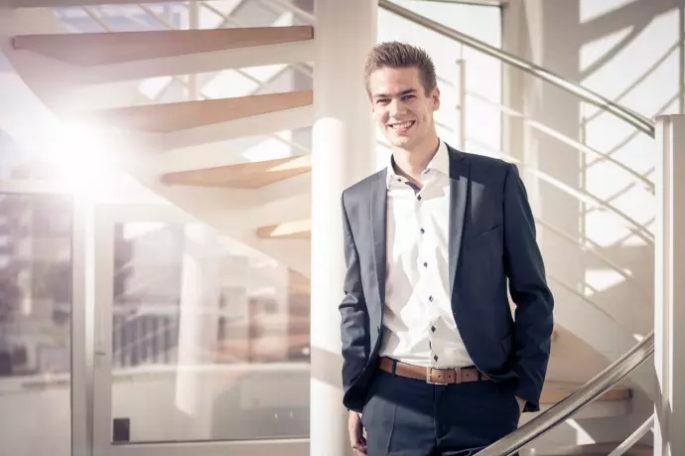 Kristian E. Lundgreen. Foto: Stofa