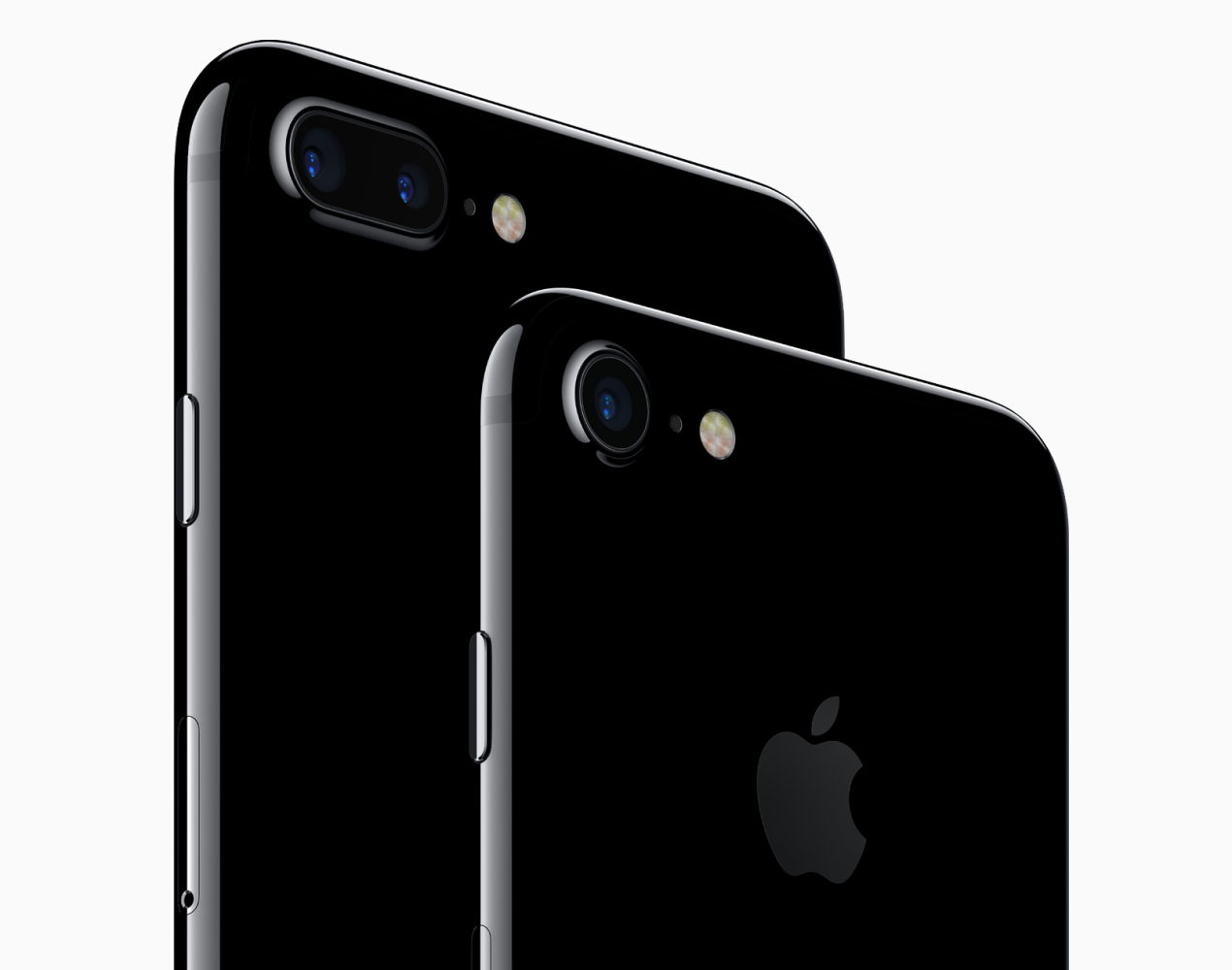 Apple iPhone 7 Plus og iPhone 7