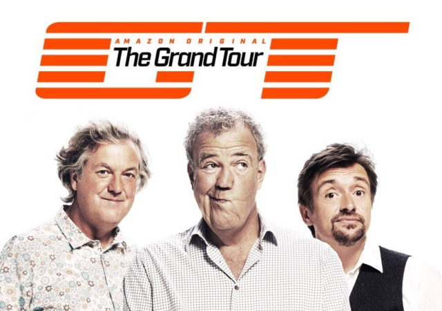Amazon The Grand Tour GT
