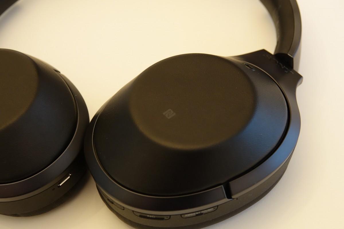 Sony MDR-1000X (foto: recordere.dk)