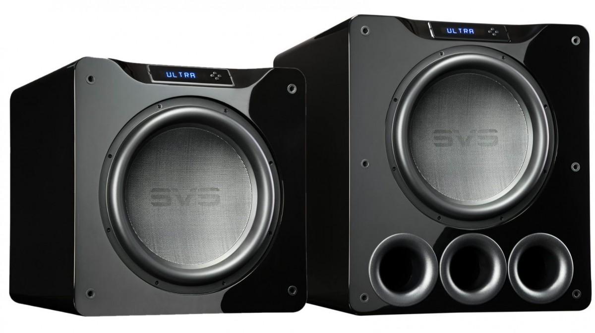 SVS SB16 Ultra og PB16 Ultra