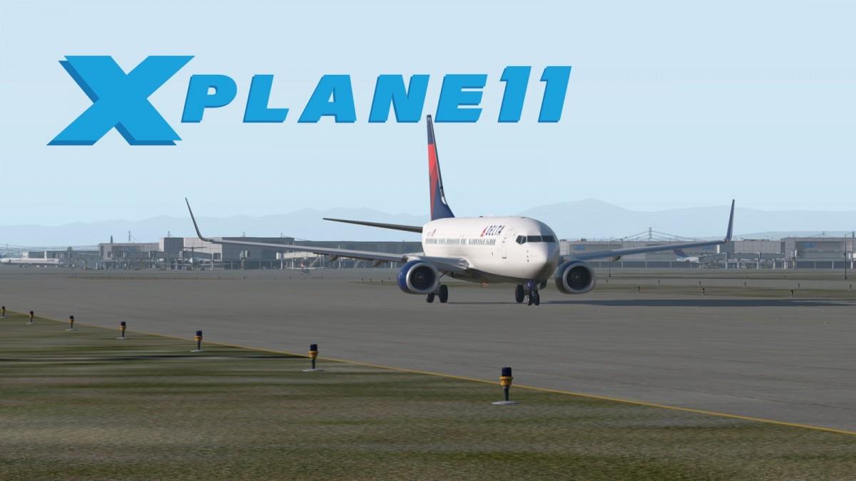 X-Plane 11 - Flysimulator til PC og Mac.