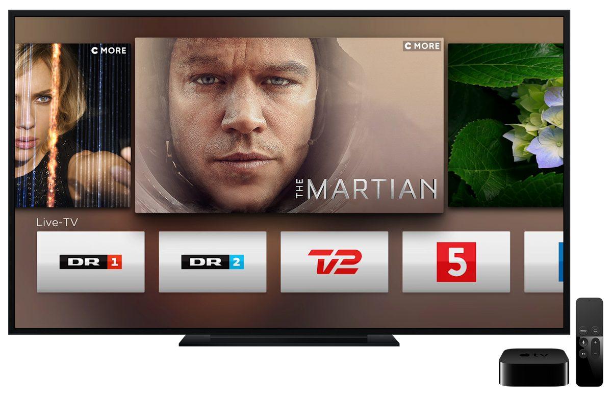 Canal Digital Go Apple TV