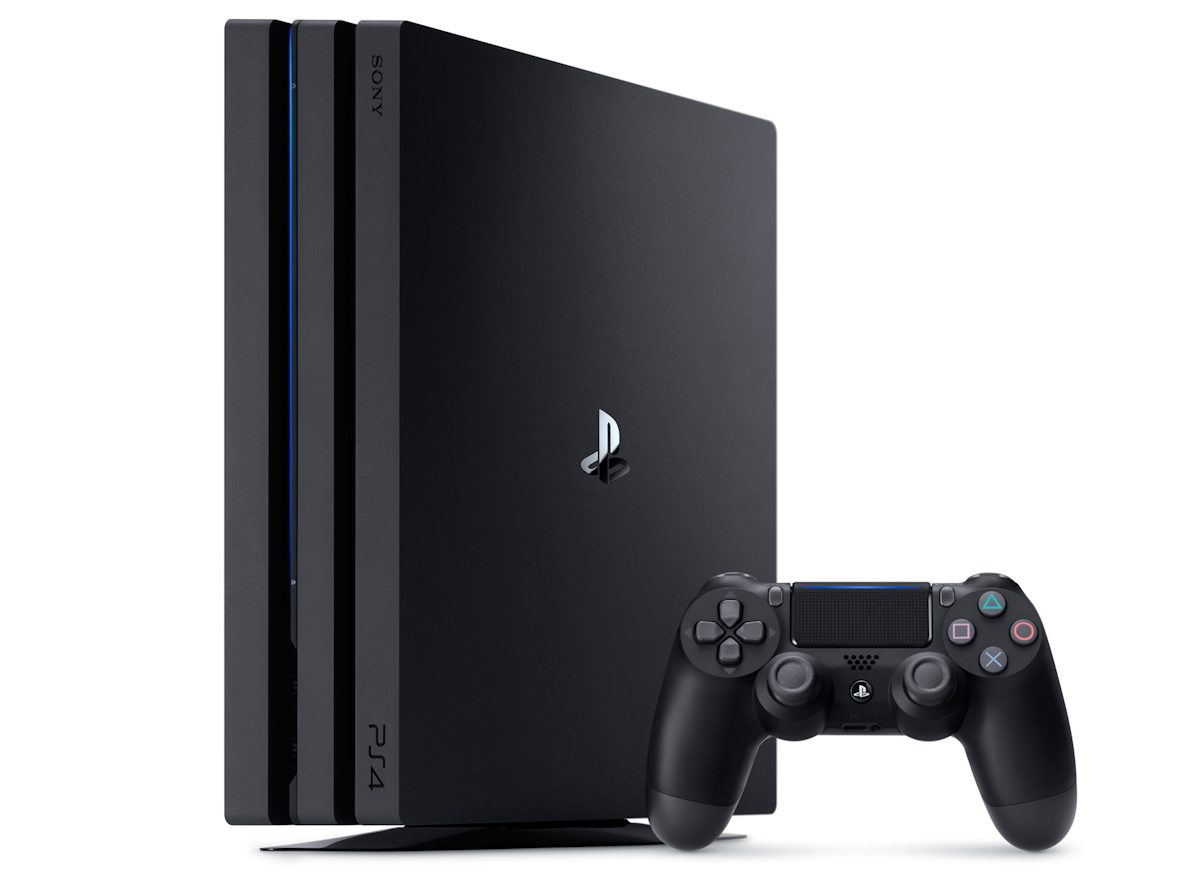 Sony PlayStation 4 PS4 Pro