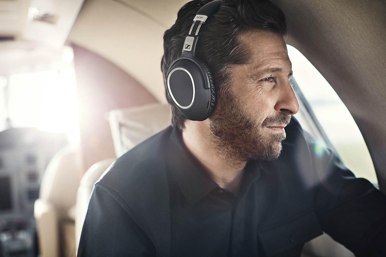 Sennheiser PXC 550 trådløse hovedtelefoner
