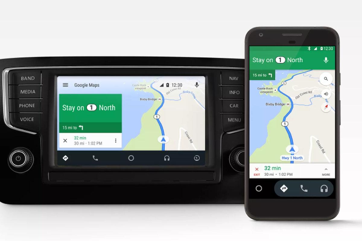 Android Auto (foto: google)
