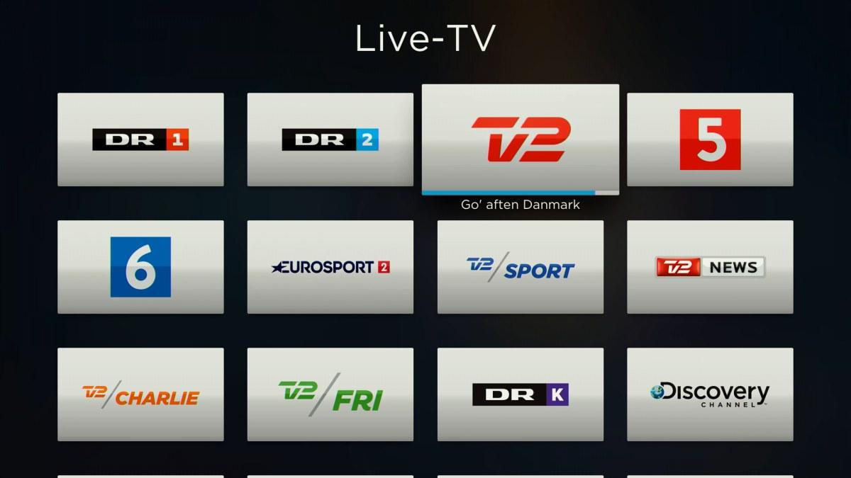 danmark digital tv