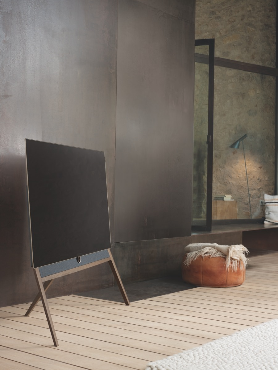 her er loewe bild 5 oled tv. Black Bedroom Furniture Sets. Home Design Ideas