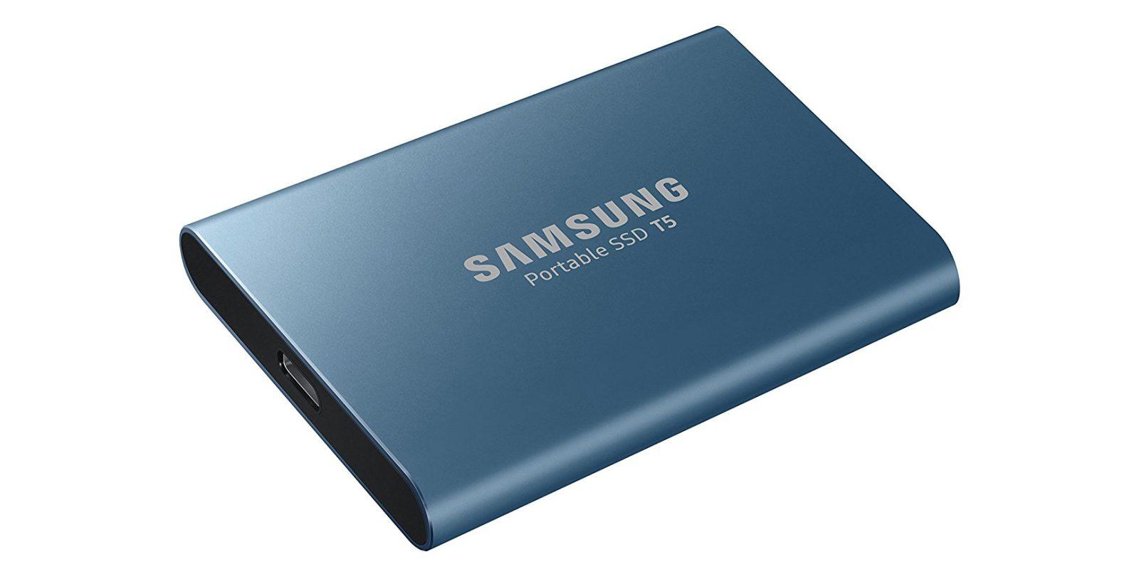 Samsung Portal SSD T5 500GB