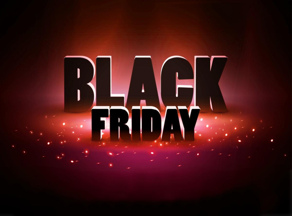 black friday tilbud oversigt