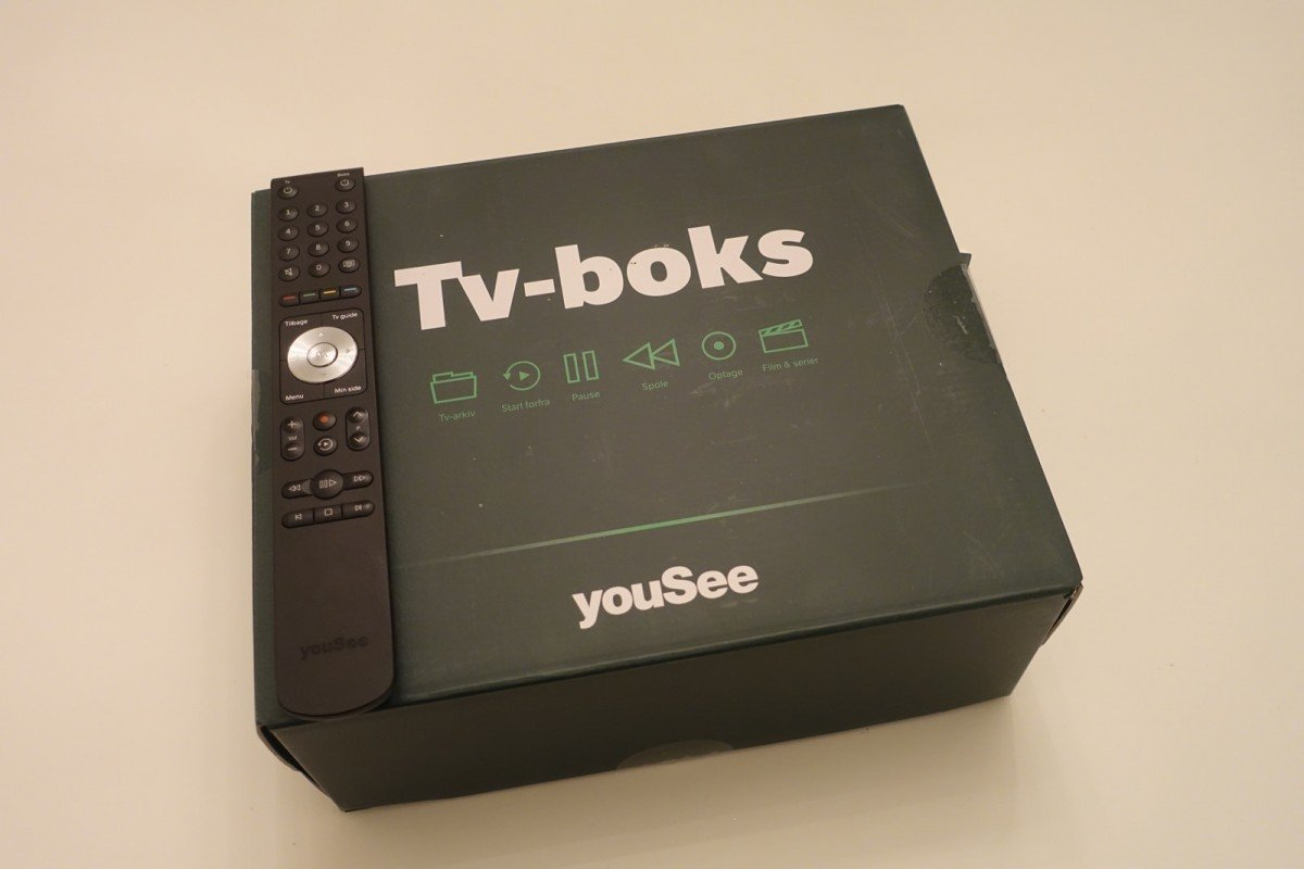 yousee tv boks guide