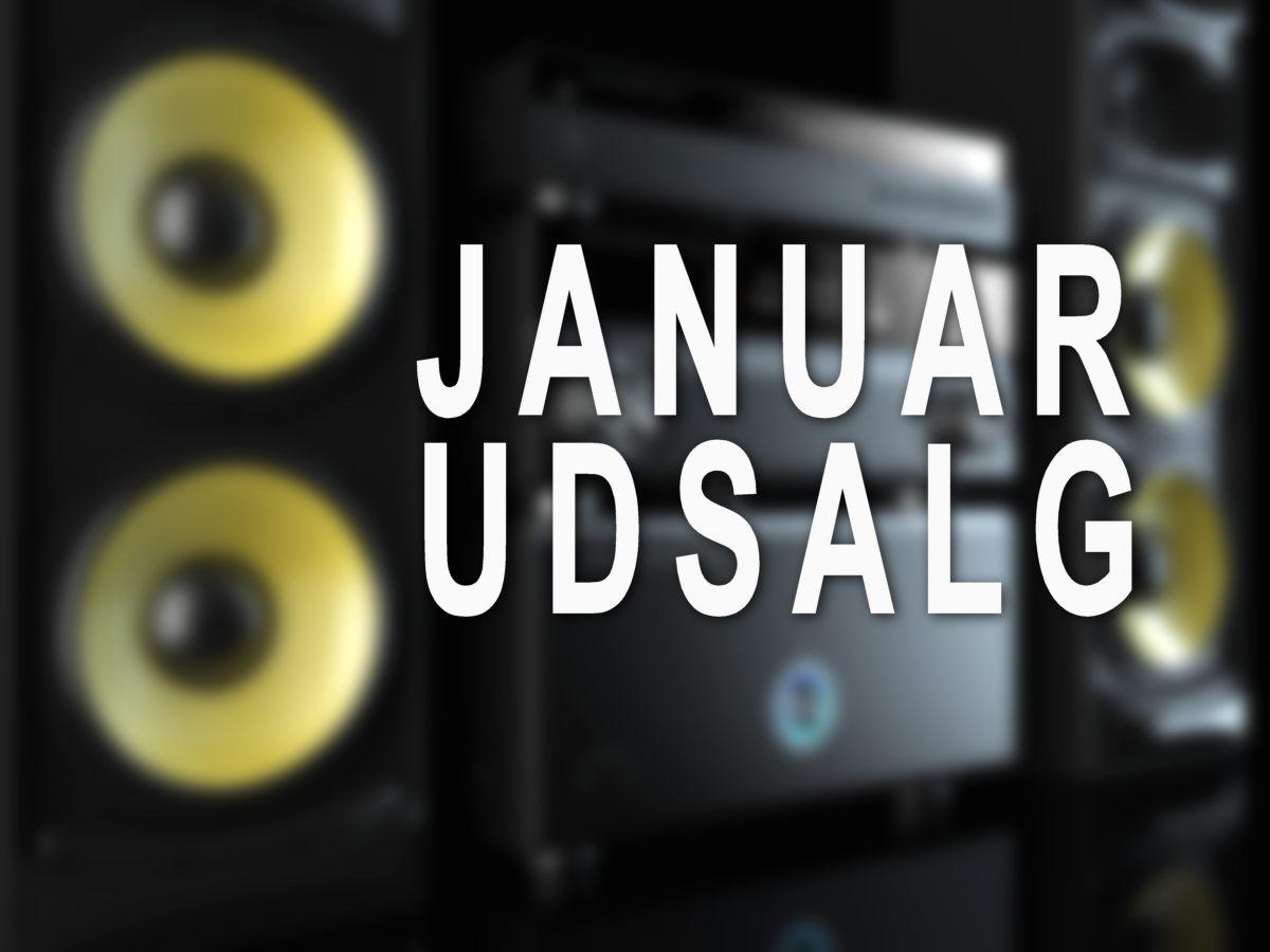 elektronik januar udsalg