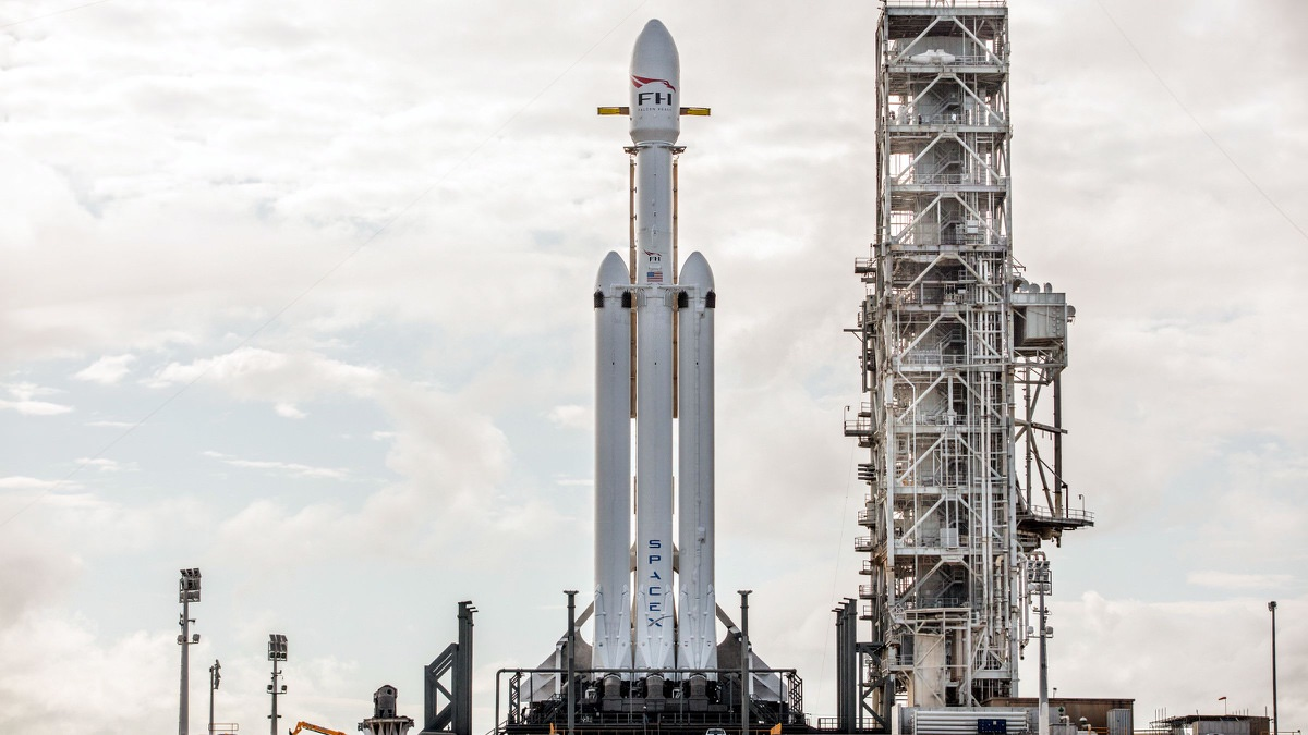 falcon heavy mars - photo #25