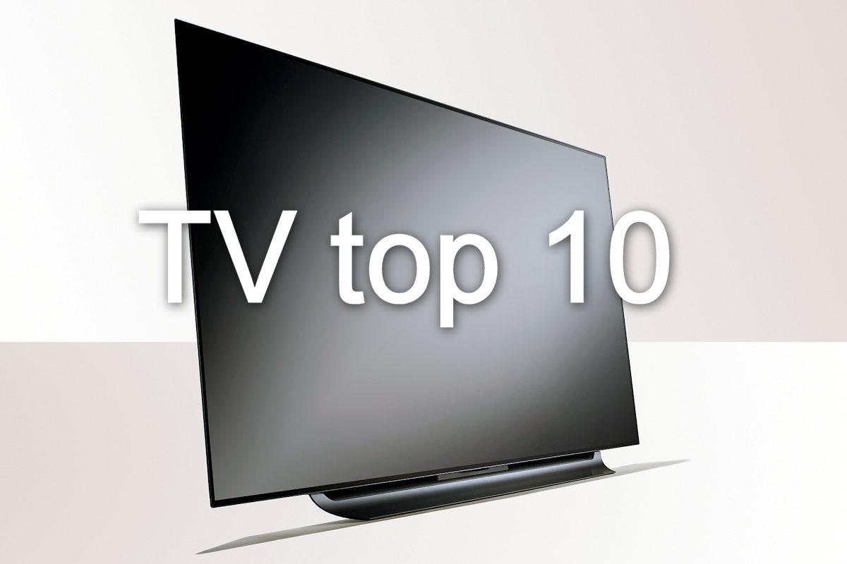 Top 10 TV modeller (maj 2019) recordere.dk