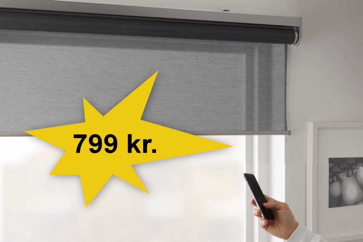 IKEAs elektriske rullegardiner bliver en prisbasker