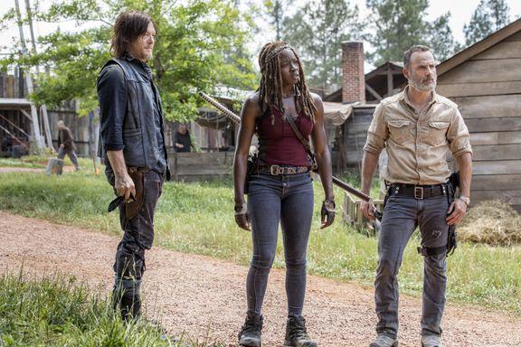 Topmoderne The Walking Dead sæson 8 og 9 får dansk premiere hos YouSee Xee TS-27