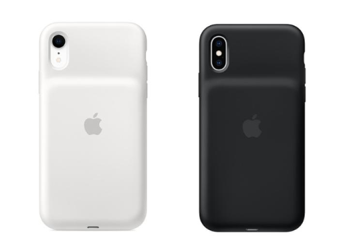 Sidste nye Apple lancerer nyt batteri-cover og giver samtidig batterierne LD-43