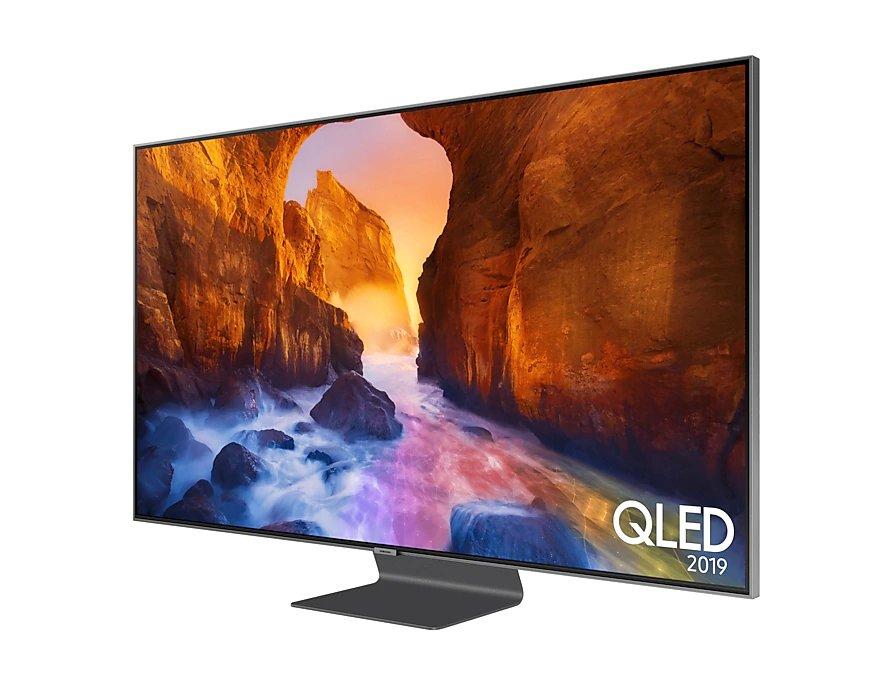 Test Samsung 65 Q90r Qled Tv Recordere Dk