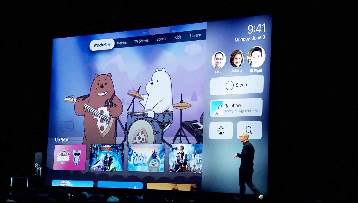 Apple Tv Funktion