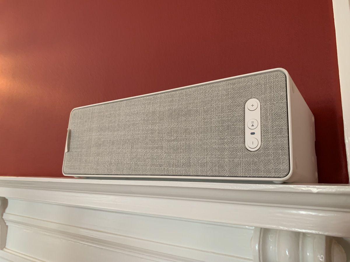 TEST: IKEA SYMFONISK Reolhøjttaler med Sonos til rigtig attraktiv pris recordere.dk