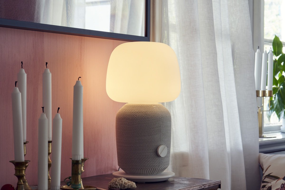 TEST: IKEA SYMFONISK En bordlampe med Sonos lyd recordere.dk