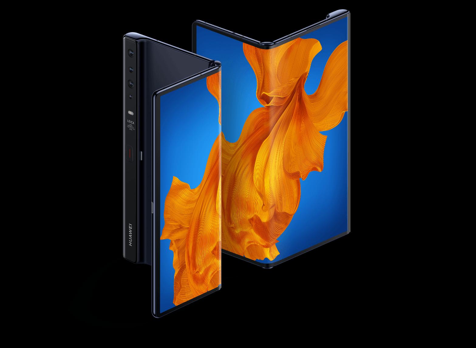 Huaweis foldbare smartphone kommer til Europa i næste...