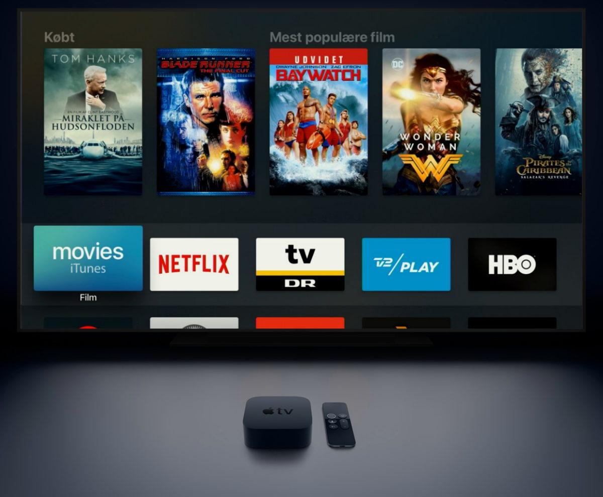 TEST: Apple TV 4K som medieafspiller